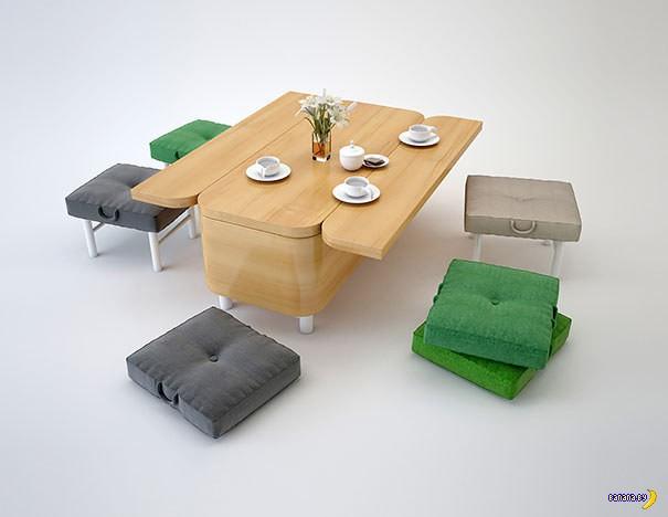 Трансформируемая мебель