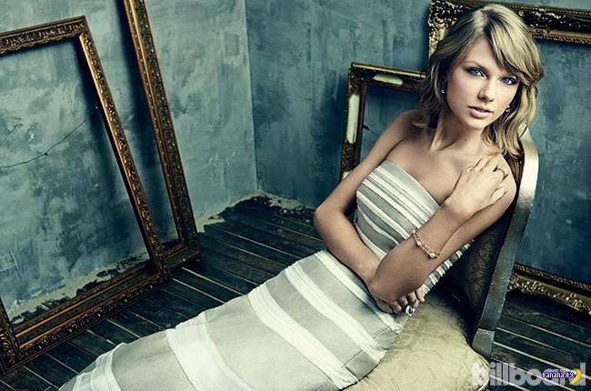 Тейлор Свифт для Billboard