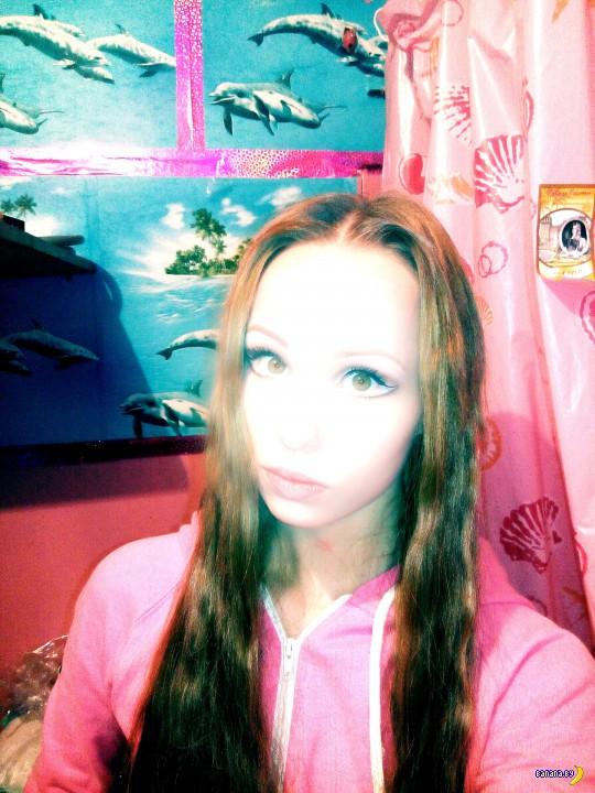 Девушка-кукла Беларуси
