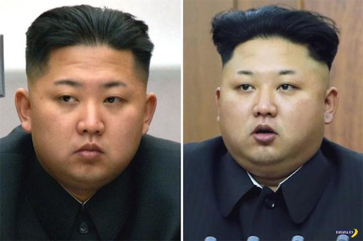 Ким Чен Ын начал брить брови