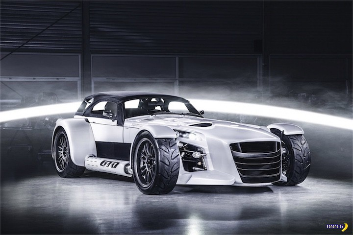 ��� ��� Donkervoort D8 GTO Bilster Berg Edition?
