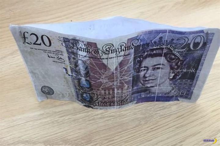 Худшая поддельная банкнота года