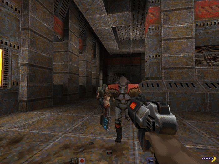 Как выглядели игры по сети в 1998?