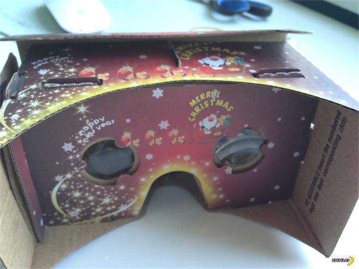 Tinydeal: 3D-очки с виртуальной реальностью