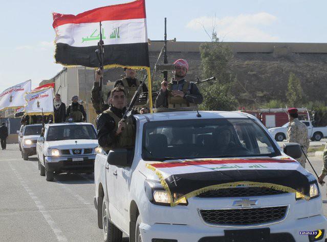 Ирак: подготовка добровольцев к войне с ИГИЛ