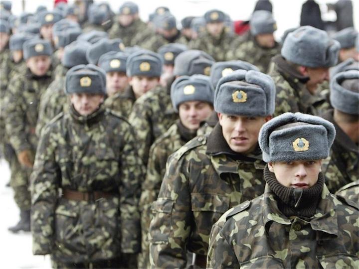 Украина: 2-6 лет тюрьмы за уклонение от армии
