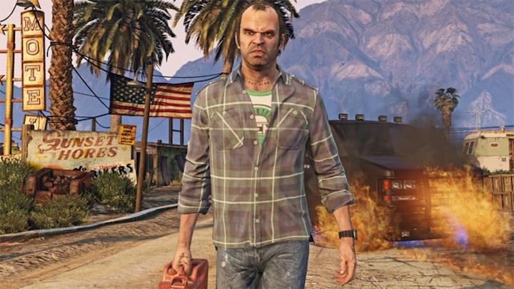 Grand Theft Auto 5 на PC будет позже
