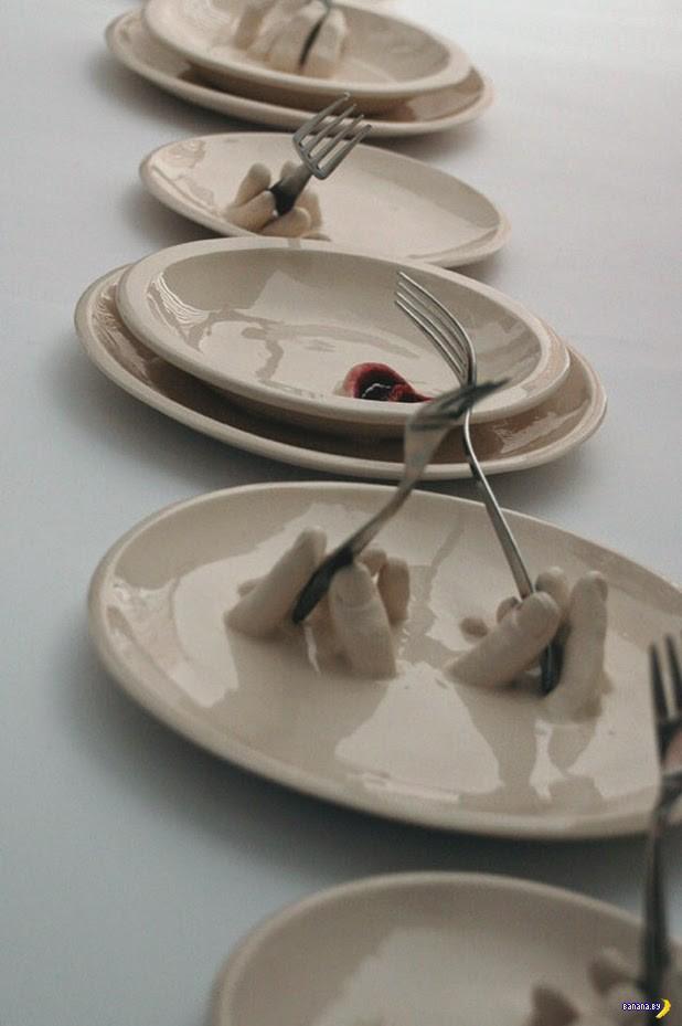 Посуда из кошмарных снов