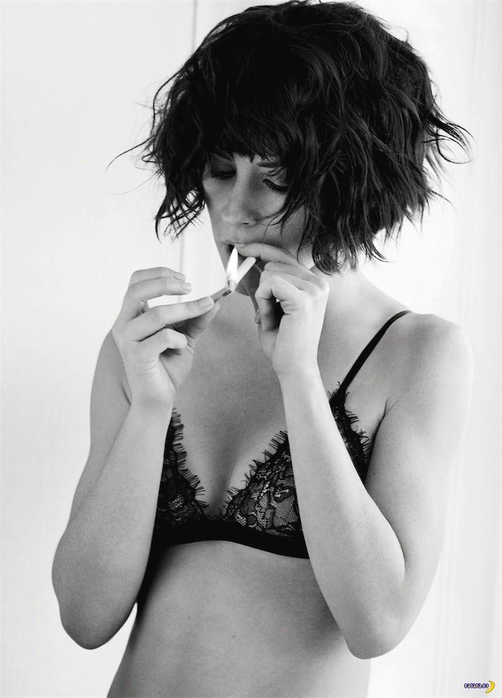 Эванджелин Лилли для Esquire