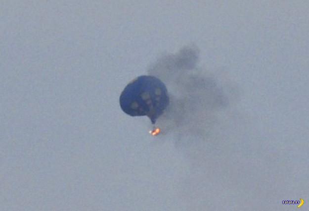 Катастрофа воздушного шара