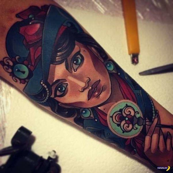 Татуировки на зависть - 29