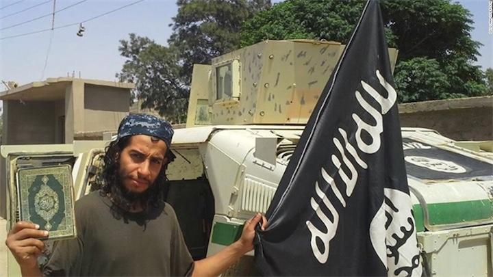 Хватайте его, он джихадист!