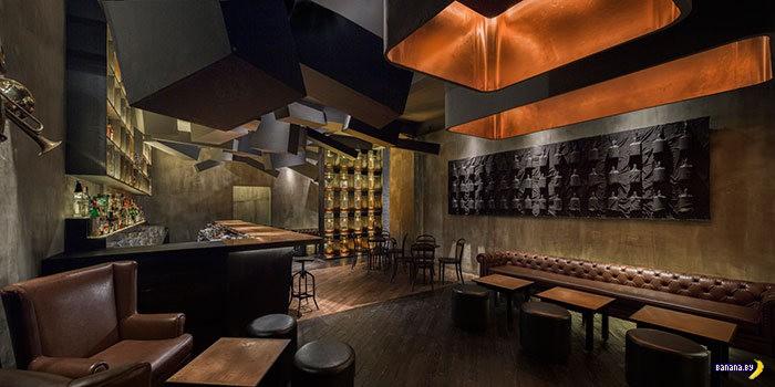 Секретный бар в Шанхае