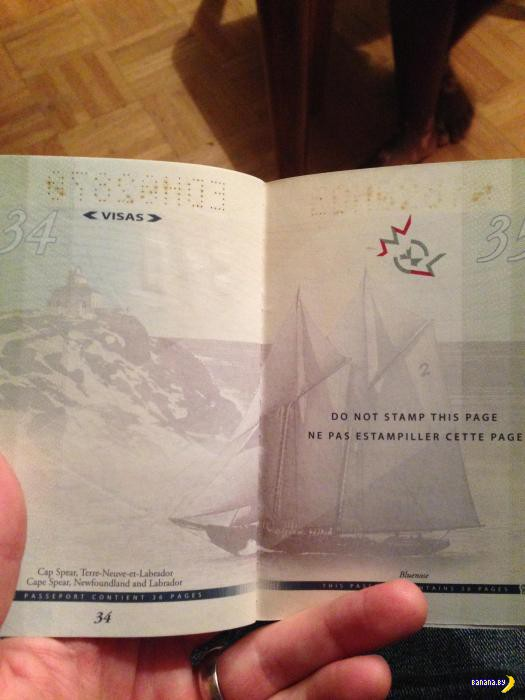 Еще больше про веселый паспорт