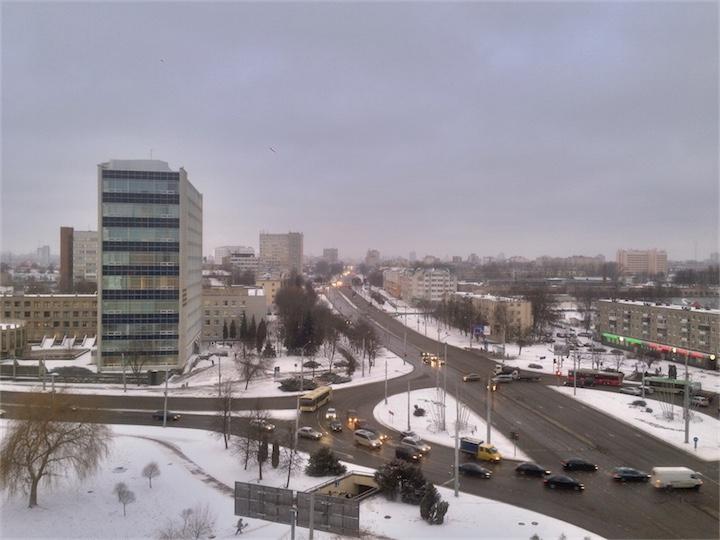 То снег, то дождь!