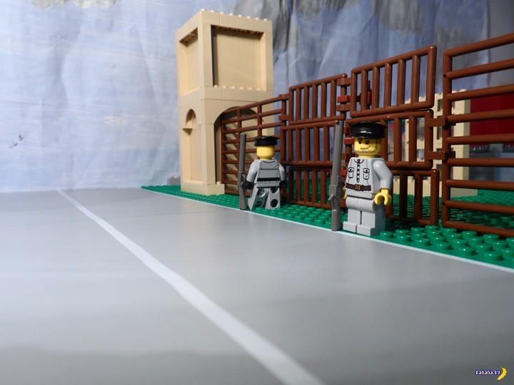 Фееричного вам: история Холокоста в LEGO
