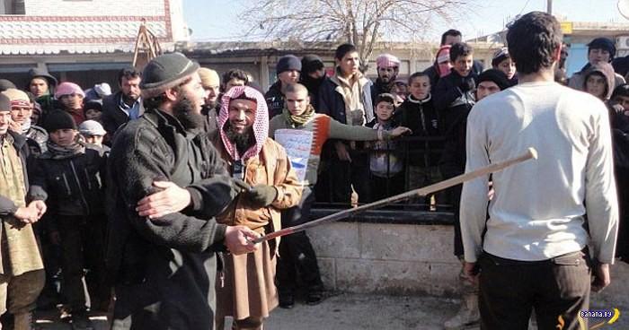ИГИЛ не разрешает музицировать