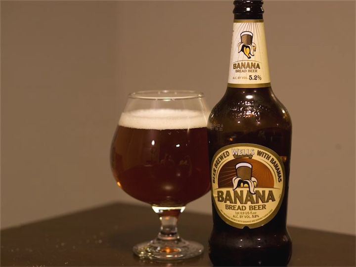 Банановое пиво и другие новинки уже в Минске!