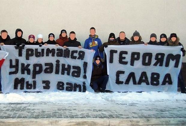 «Правый сектор» Белоруссии