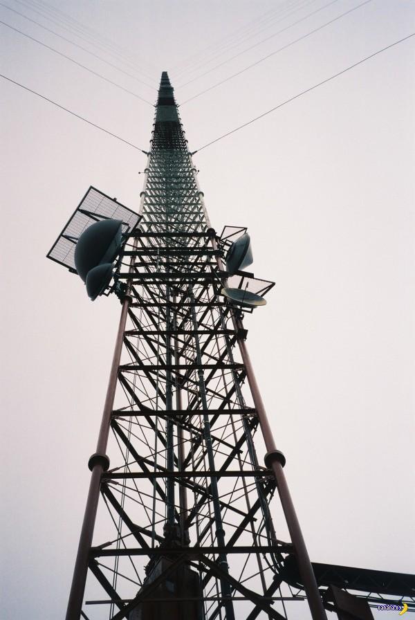 Самая высокая телевышка в мире