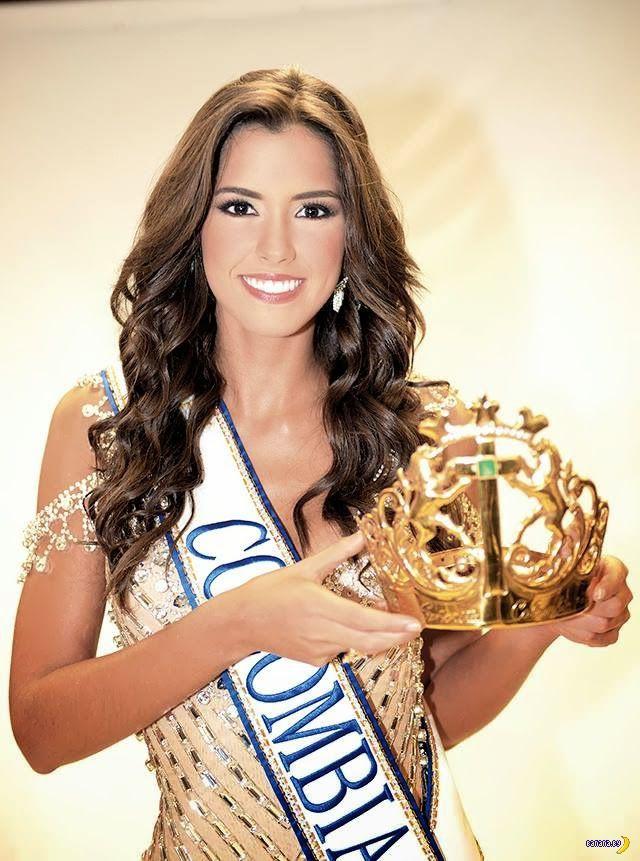 Есть Мисс Вселенная 2015!