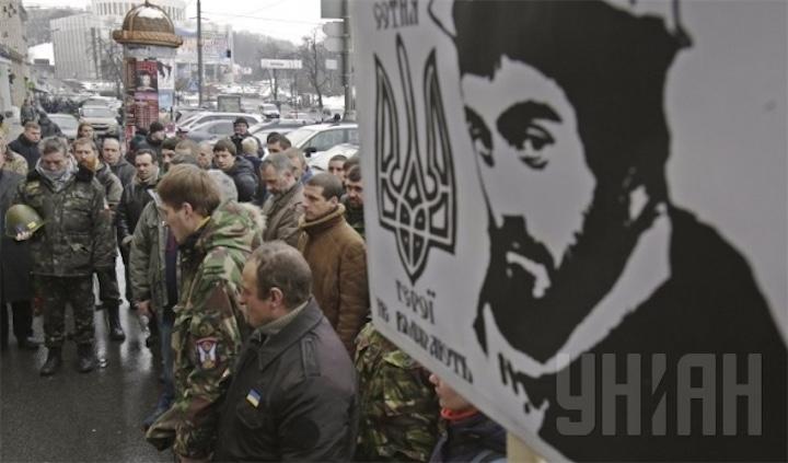 Майдановцев Нигояна и Жизневского убила не милиция