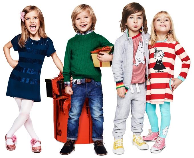 Немного о детской одежде
