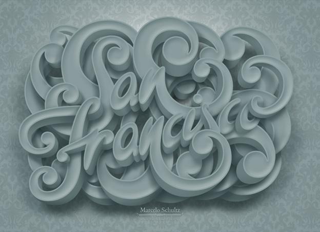 Мастерская типографика