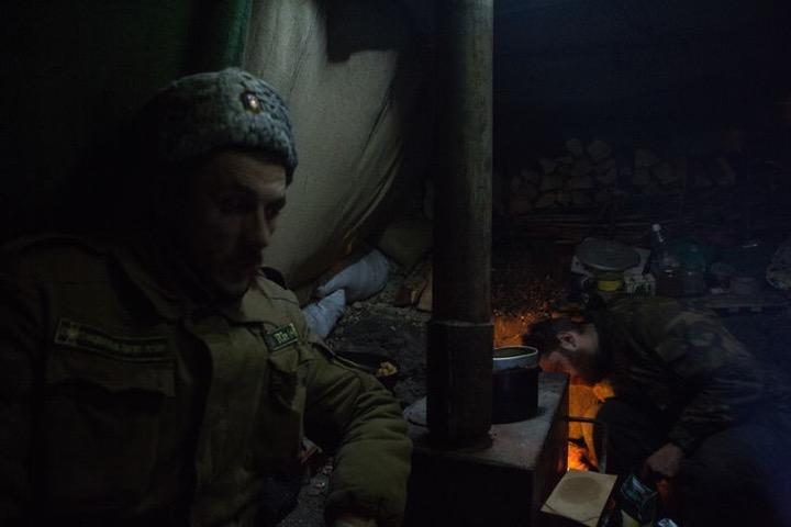 Восточный фронт