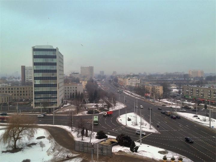 Беларусь начнет мёрзнуть
