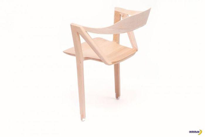 Самый правильный офисный стул