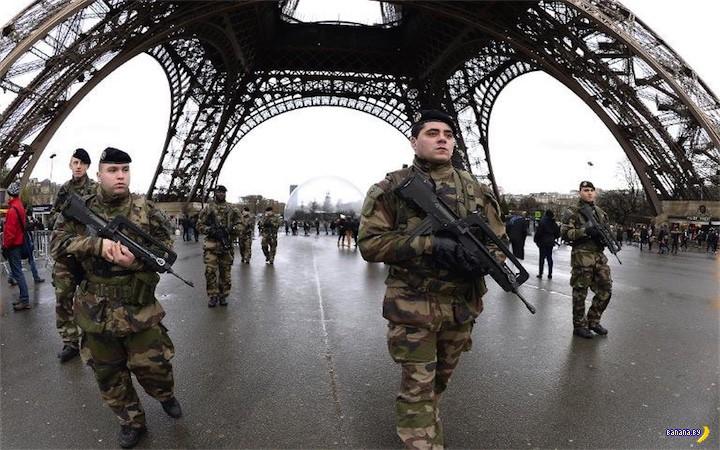 Франция рапортует по отлову джихадистов