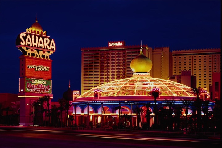 Самые известные казино в мире –Сахара