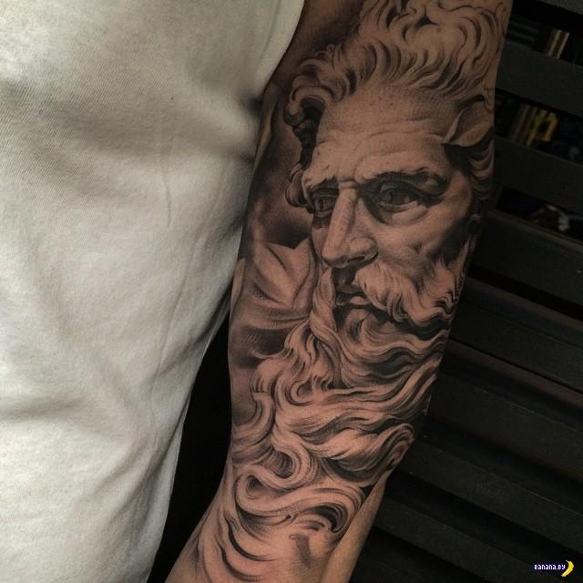 Татуировки на зависть - 30 - Eric Marcinizyn