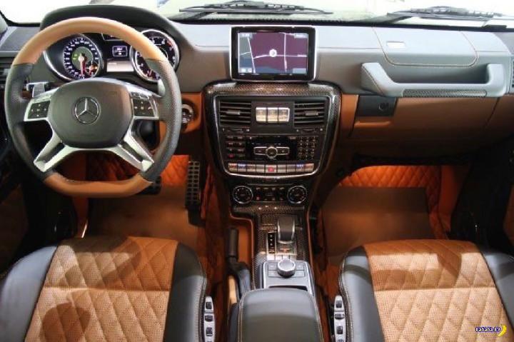 Спекулянты и Mercedes-Benz G63 AMG 6x6