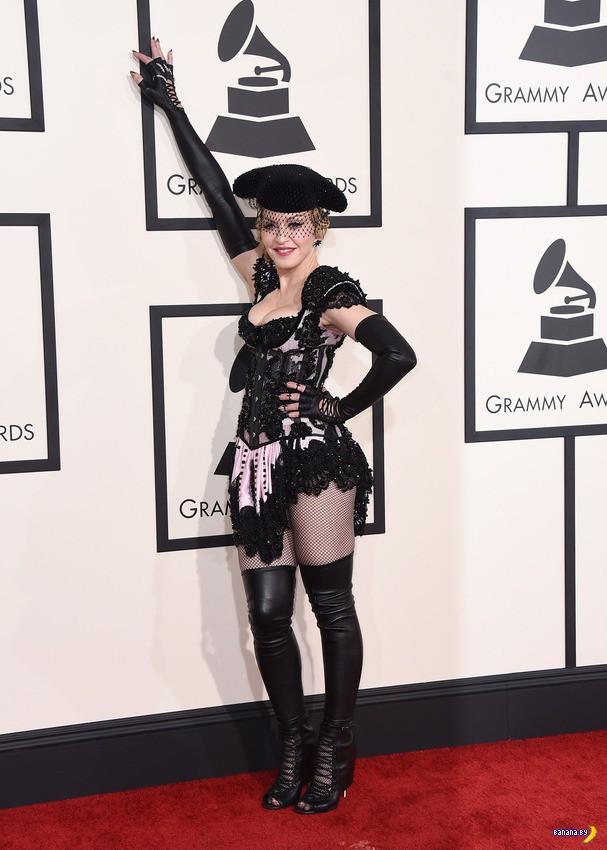 Мадонна на Grammy