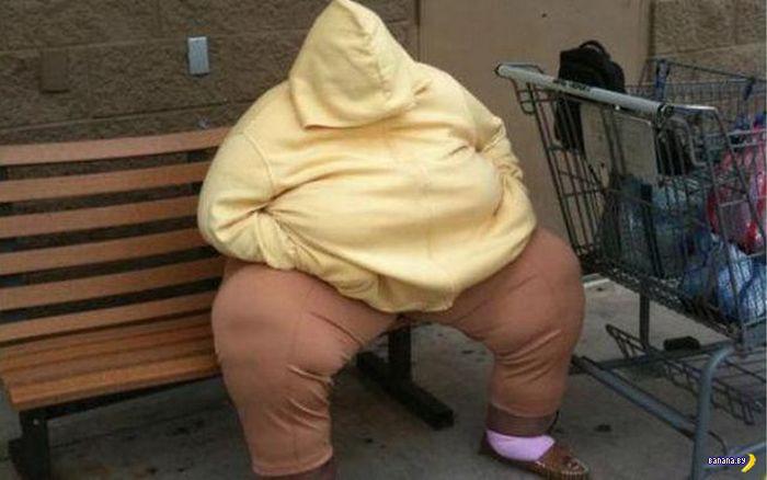 Яркие модники из Walmart - 2