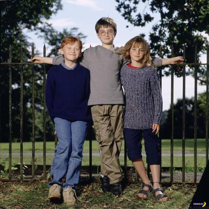 Гарри Поттер - 2000
