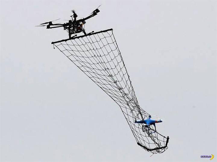Фото дня - войны дронов!