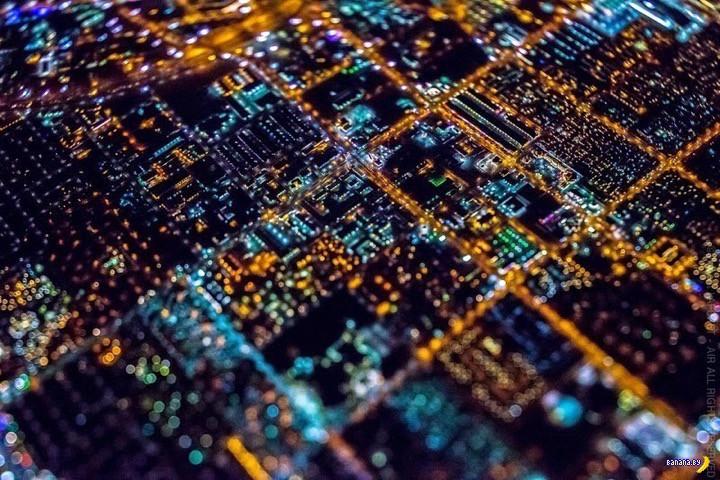 Ночной Лас Вегас