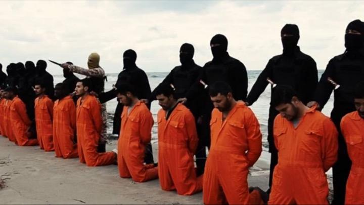 İŞİD 15 yeniyetməni edam etdi