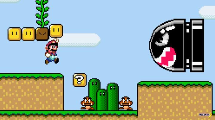 Ученые и Super Mario