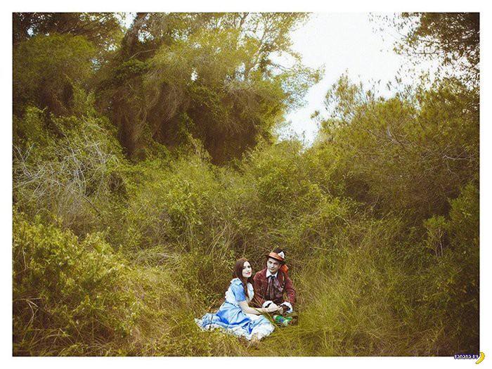 Крутые свадьбы, крутые свадебные фото