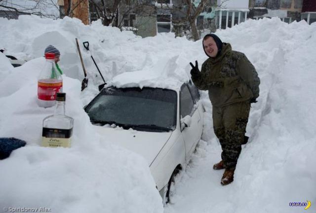 Жители Камчатки шлют привет!