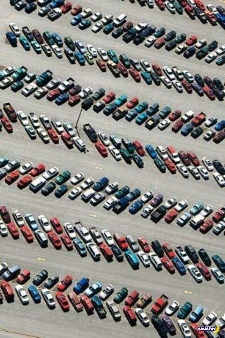 Парковка –идея для стартапа