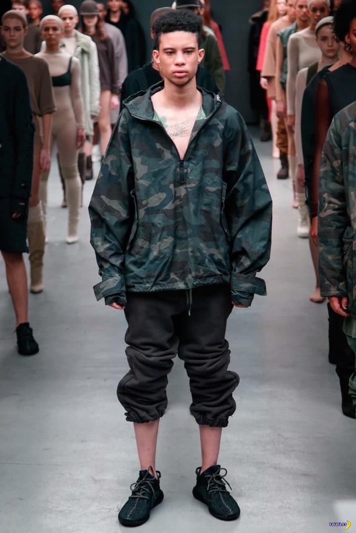 Как вам такой Adidas?