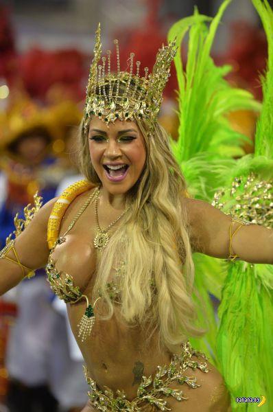 Горячие новости с карнавала в Сан-Паулу