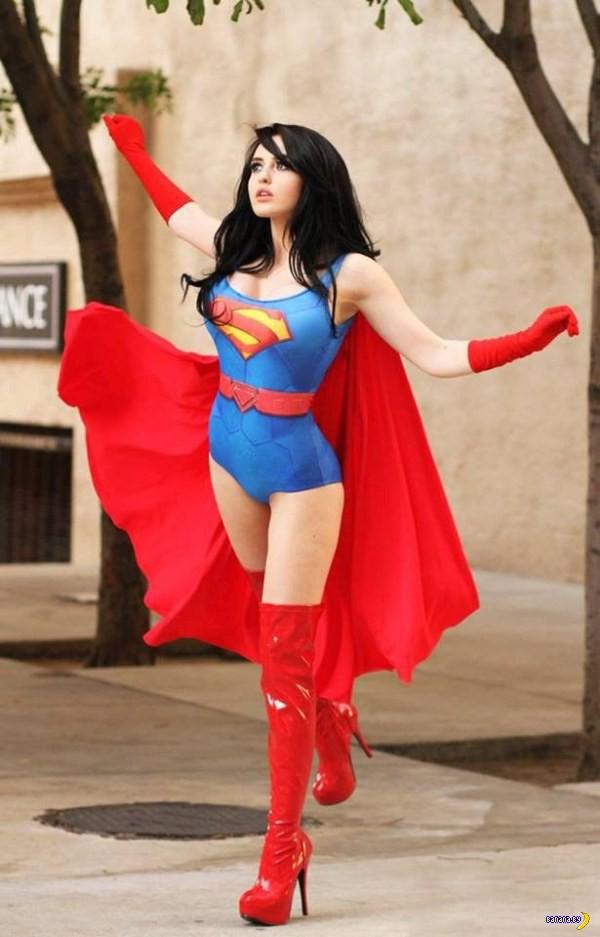 Косплей недели - Supergirl