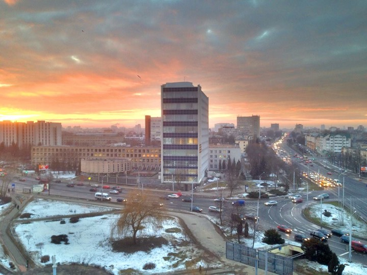 В эти выходные в Минске покажут весну