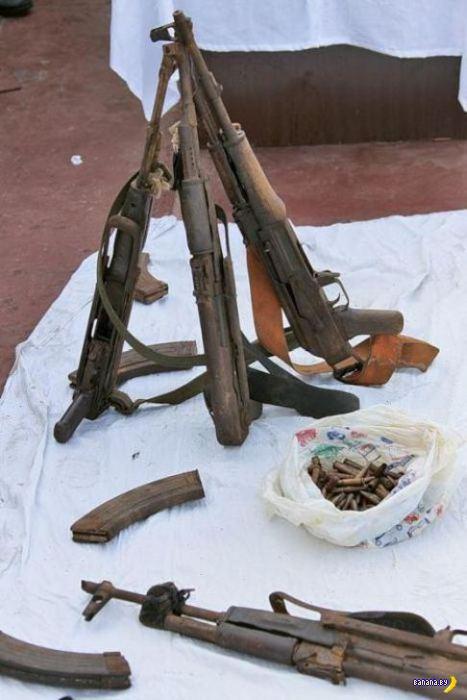 Те самые сомалийские пираты